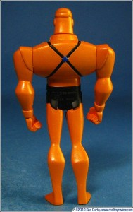 Robotman - back