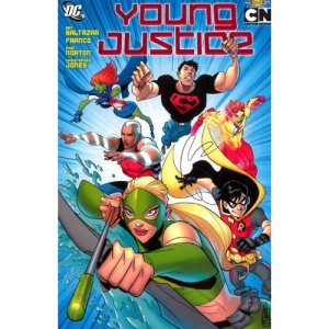 Young Justice TPB