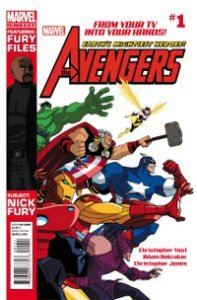 Avengers EMH Cover