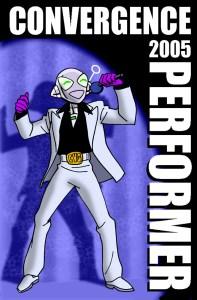 #CVG2005 - Performer