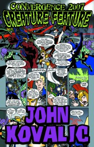 #CVG2007 - John Kovalic