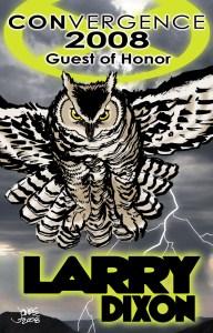 #CVG2008 - Larry Dixon