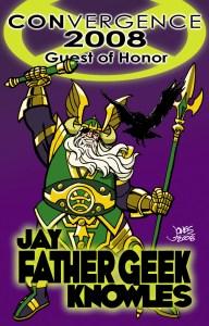 #CVG2008 - Father Geek