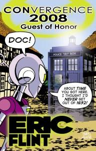 #CVG2008 - Eric Flint