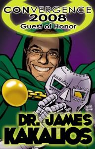 #CVG2008 - Dr James Kakalios