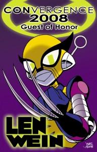 #CVG2008 - Len Wein