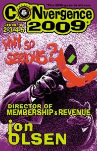 #CVG2009 - Directors Badge