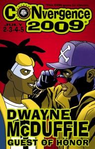 #CVG2009 - Dwayne McDuffie