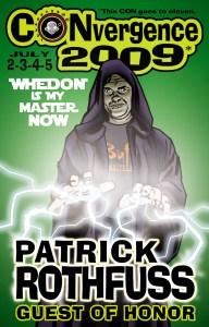 #CVG2009 - Patrick Rothfuss