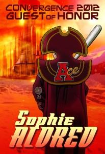 #CVG2012 - Sophie Aldred