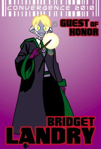 #CVG2010 - Bridget Draco