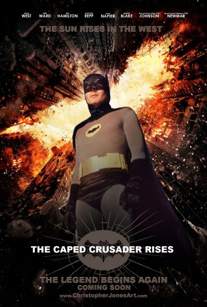The Caped Crusader Rises