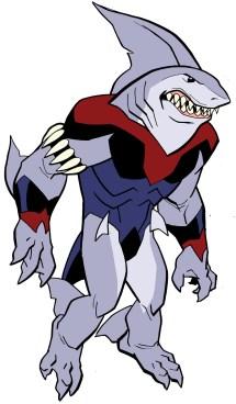 Nanue Shark - Version 2