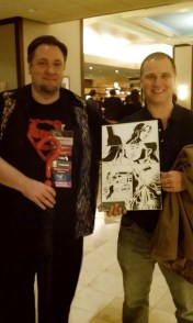 Gally1 2013 - Me and Greg c