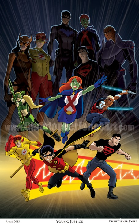Young Justice - Framed prev