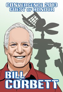 CVG 2013 GoH Badge - Bill Corbett prev