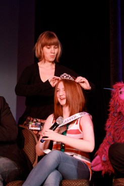 Crowning Caitlin