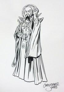 sketch Ming
