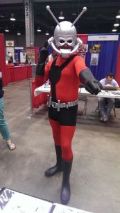 CCE13 SAT - Ant-Man