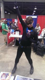 CCE13 SAT - Disco Nightwing