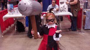 CCE13 SAT - Harley Quinn