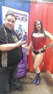 CCE13 SAT - Me & Wonder Woman