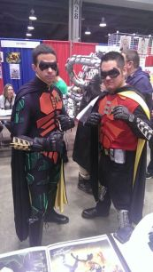 CCE13 SAT - Pair of Robins
