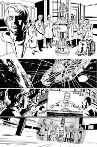 Parallel Man #04 inks 20 prev