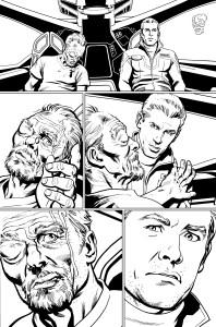Parallel Man #06 inks 03 prev