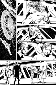 Parallel Man #07 inks 24 prev