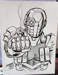 Sketch - Deadshot