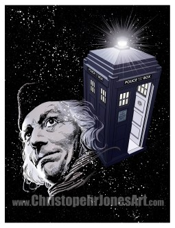 Doctor Who - Hartnell Color prev