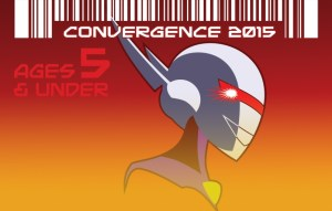CVG 2015 Reg Badge - 5 & Under LAYERS
