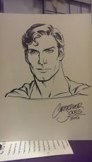 Headshot - Christopher Reeve