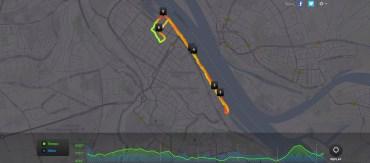 Meine Jogging-Strecke