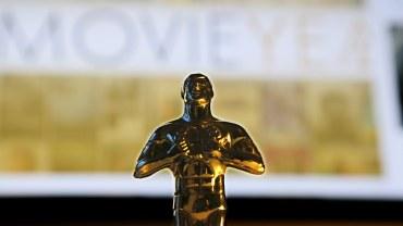 Nachbildung einer Oscar-Statuette