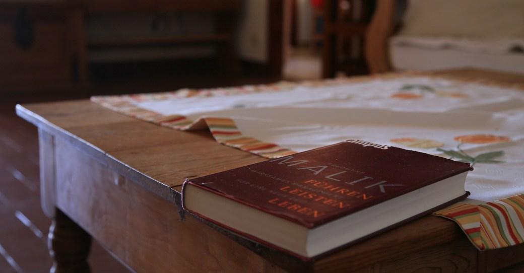 Buch von Fredmund Malik: Führen Leisten Leben