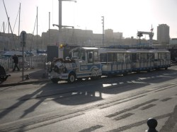 Marseille Road Train