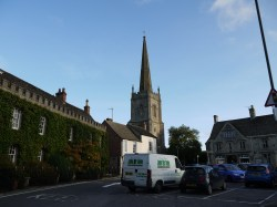 Lechlade Market Square