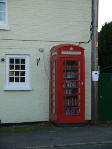 A Phonebox Library