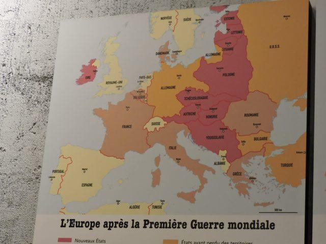 Europe after World War 1