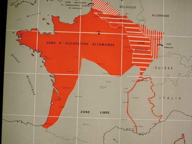 German occupation of France