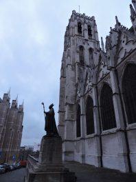 St Michael & St Gudula Cathedral