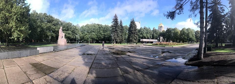 Esplanāde, Rīga, Latvija