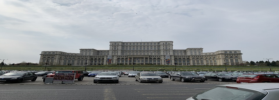 Palatul Parlamentului, Sector 5, București, România