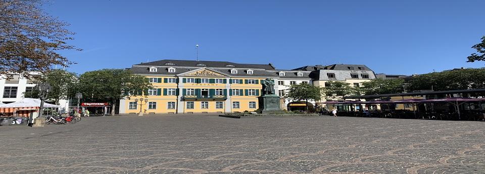 Münsterplatz, Bonn, Nordrhein-Westfalen, Deutschland