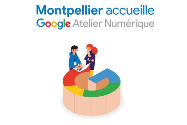 d5a46994d7c Cible Web partenaire de Google - Atelier Numérique à Montpellier ...
