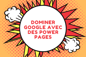 construire des power pages