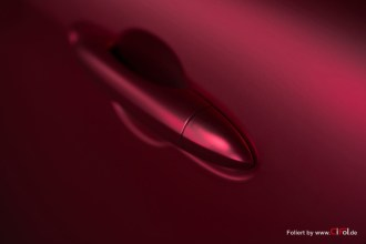 Alfa Romeo Giulia -Cherry Red - CiFol-Werbetechnik 04