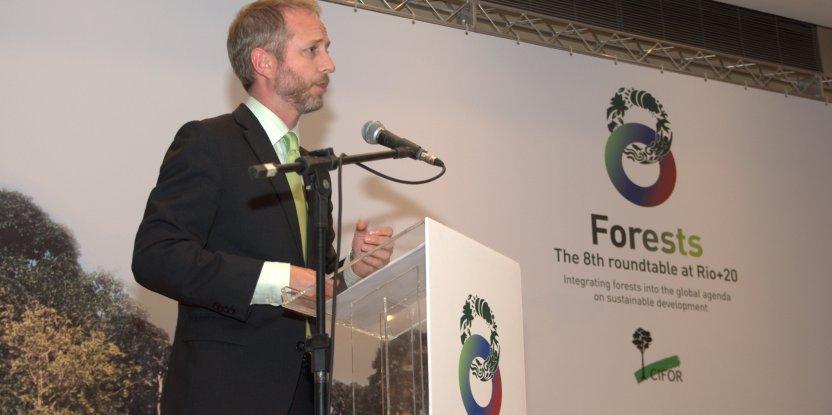 Bård Vegard Solhjell, Norwegian Minister for the Environment